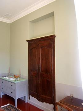 Chambre avec armoire murale for Armoire murale chambre