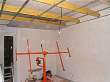 Eclairage plafond de cuisine demande devis travaux for Hauteur plafond reglementaire